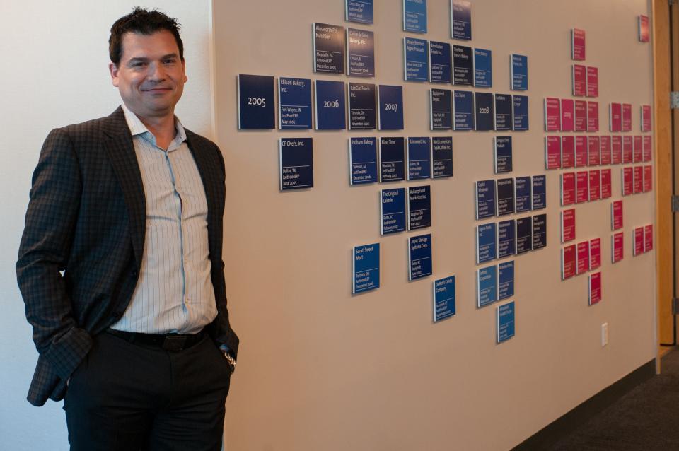 David Pilz, CEO