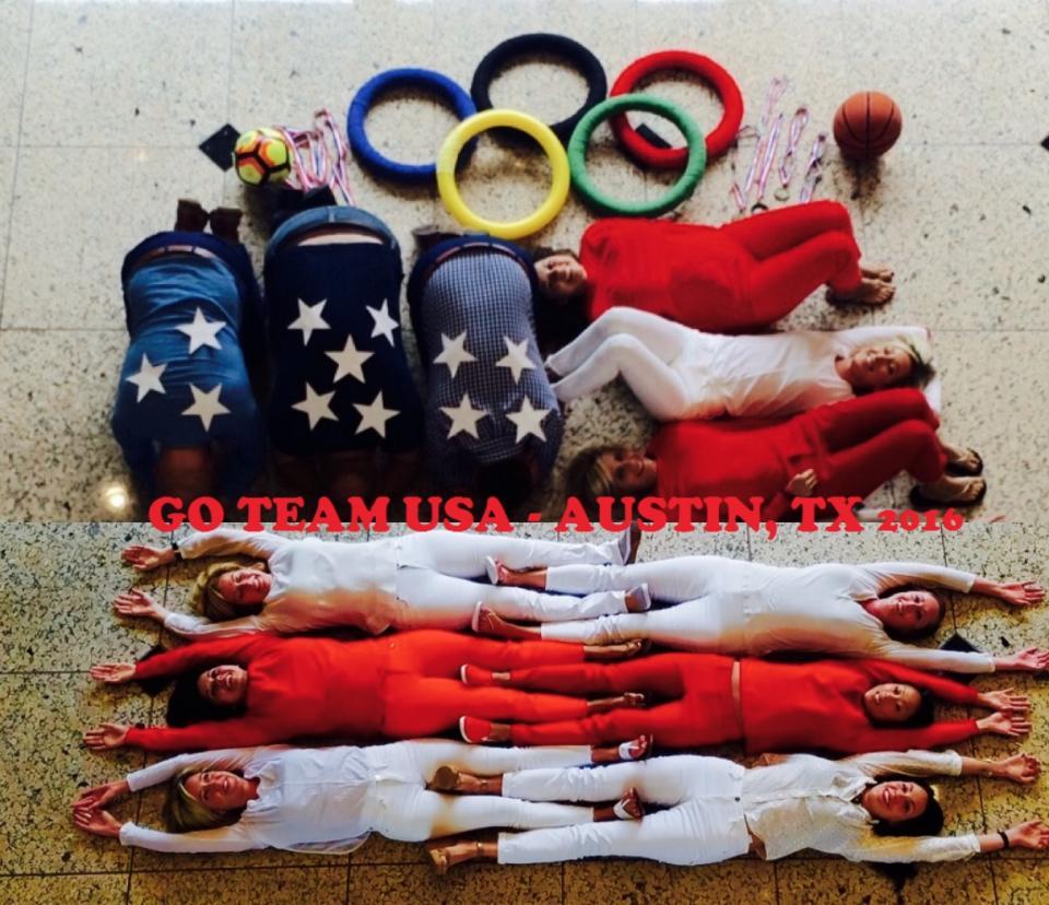 Olympics Team Austin