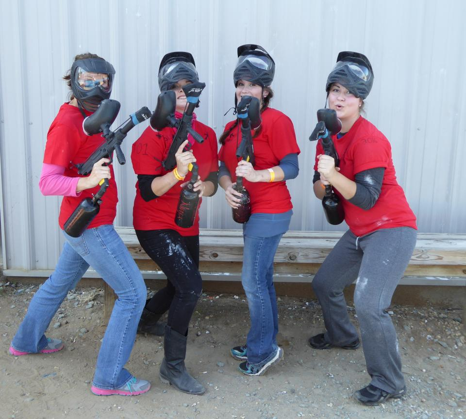 Annual Paintball Tournament!!