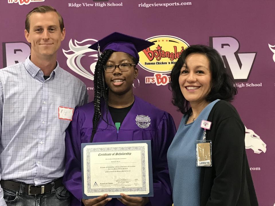 Scholarship Award at PSUS