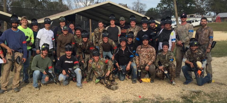 Paintball with Supers