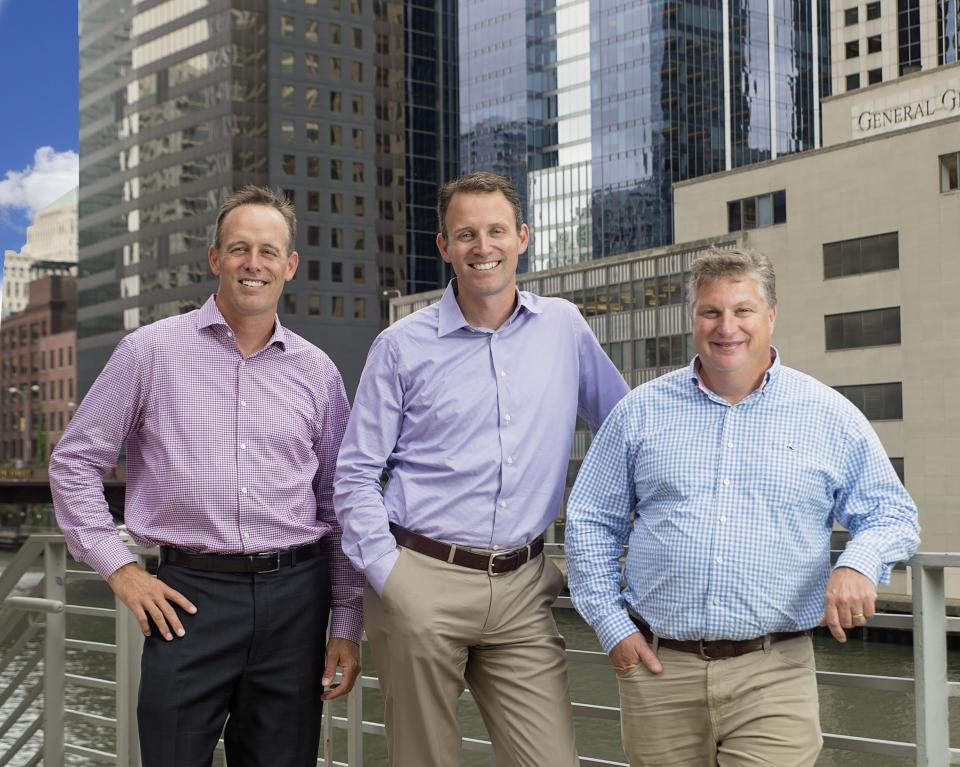 Our Founding Partners - Jeff Lee, Jason Lee and Brian Farrar