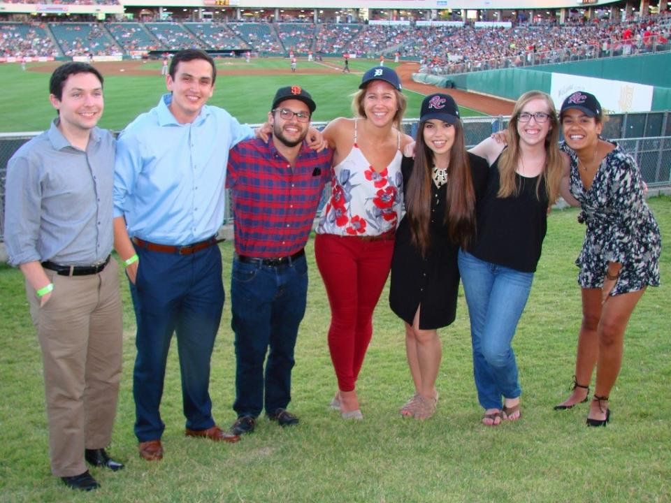 Rivercats 2016 Staff Appreciation Event