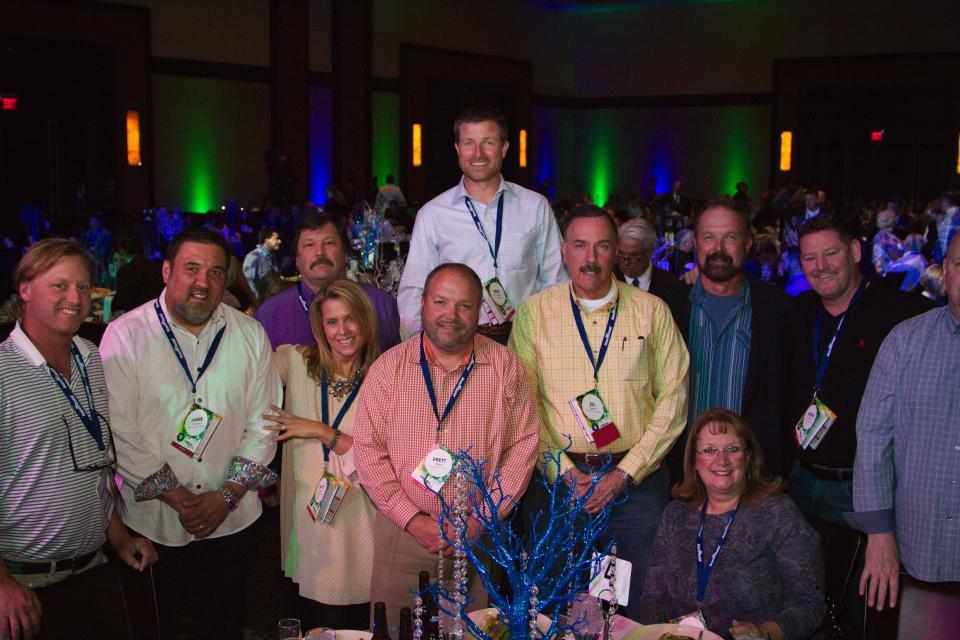 Associates participating in the Annual Benco Sales Forum