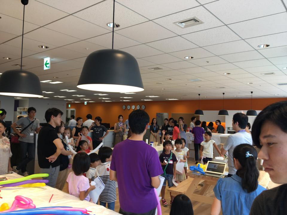 Marketo Japan Family Day