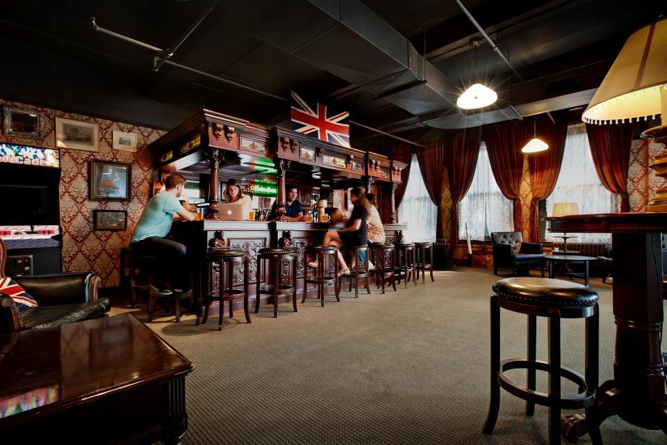 The Imperial Rhino Pub