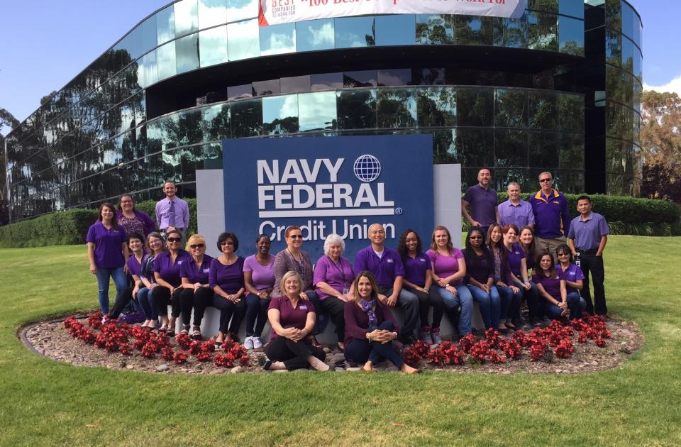Navy Federal Credit Union Photo