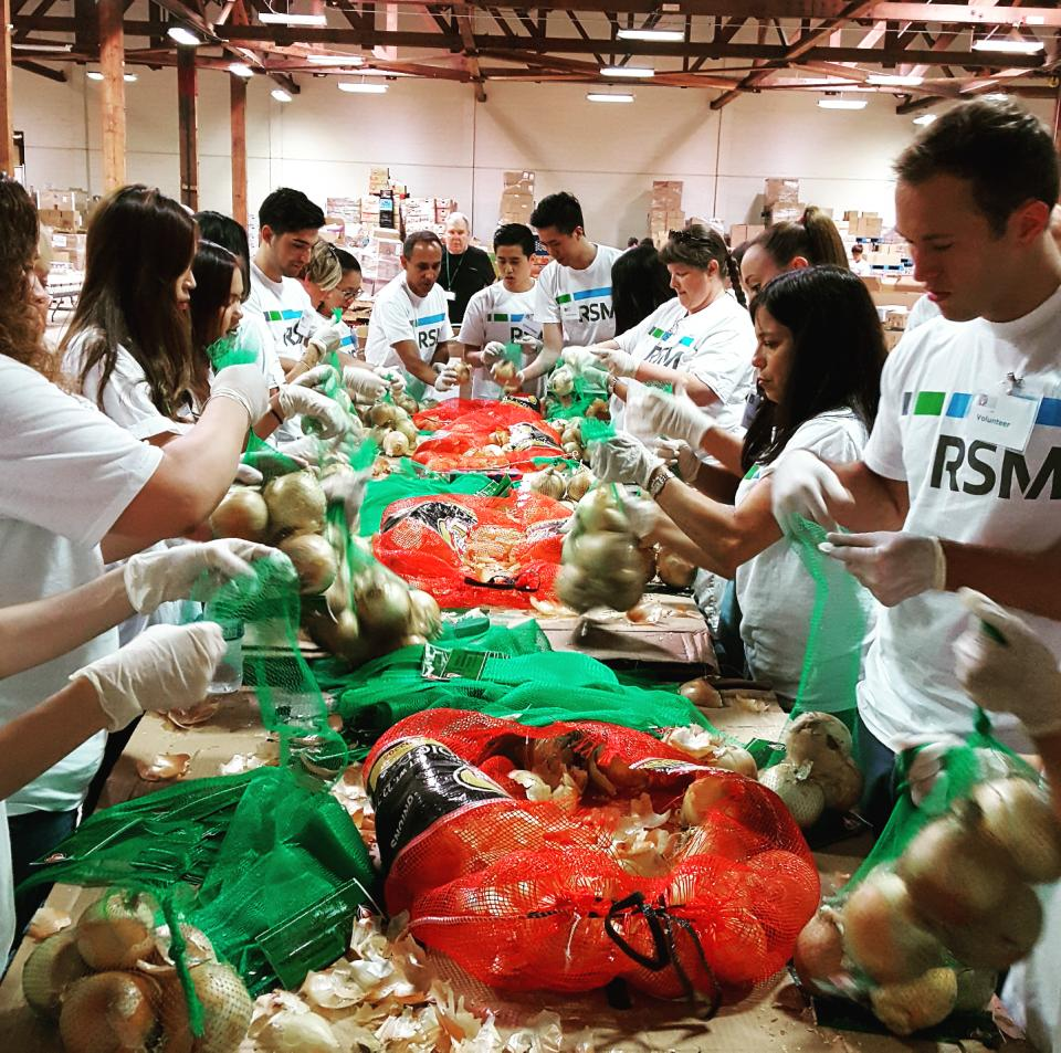 Texas Second Harvest Food Bank