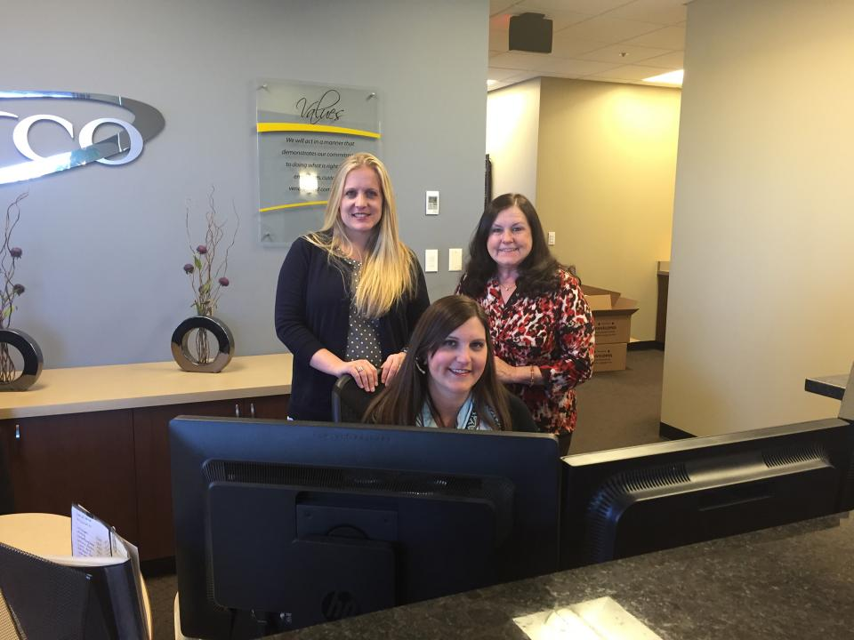 Marco Corporate Receptionists