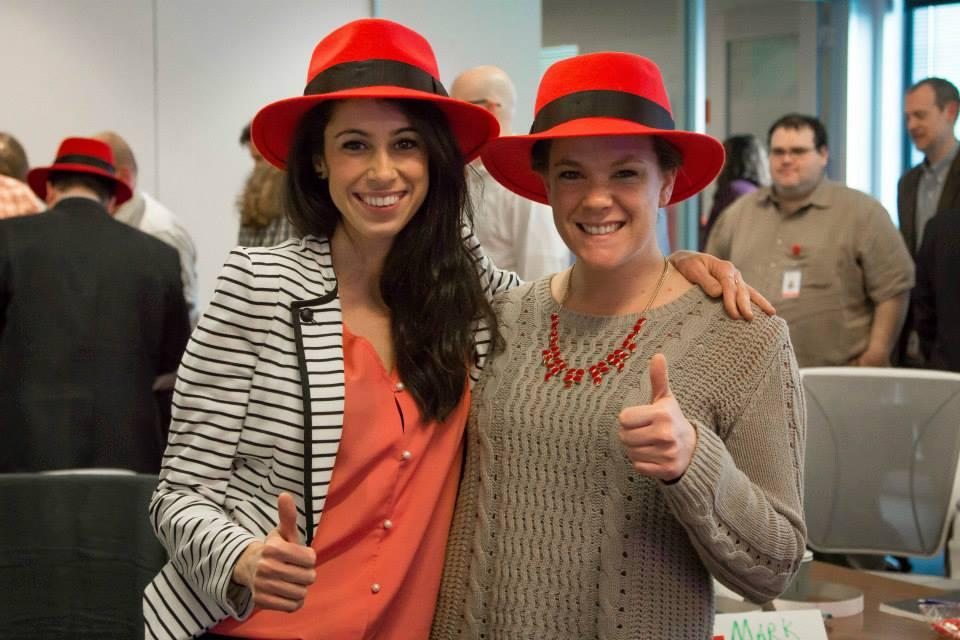 Red Hat Photo