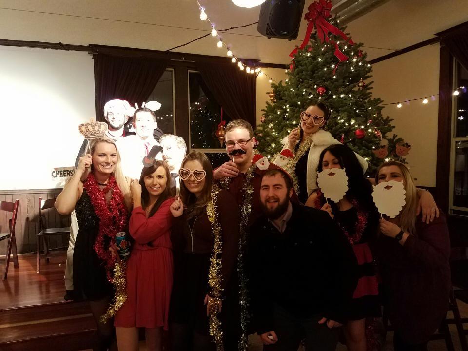 SSOE Portland Holiday Festivities