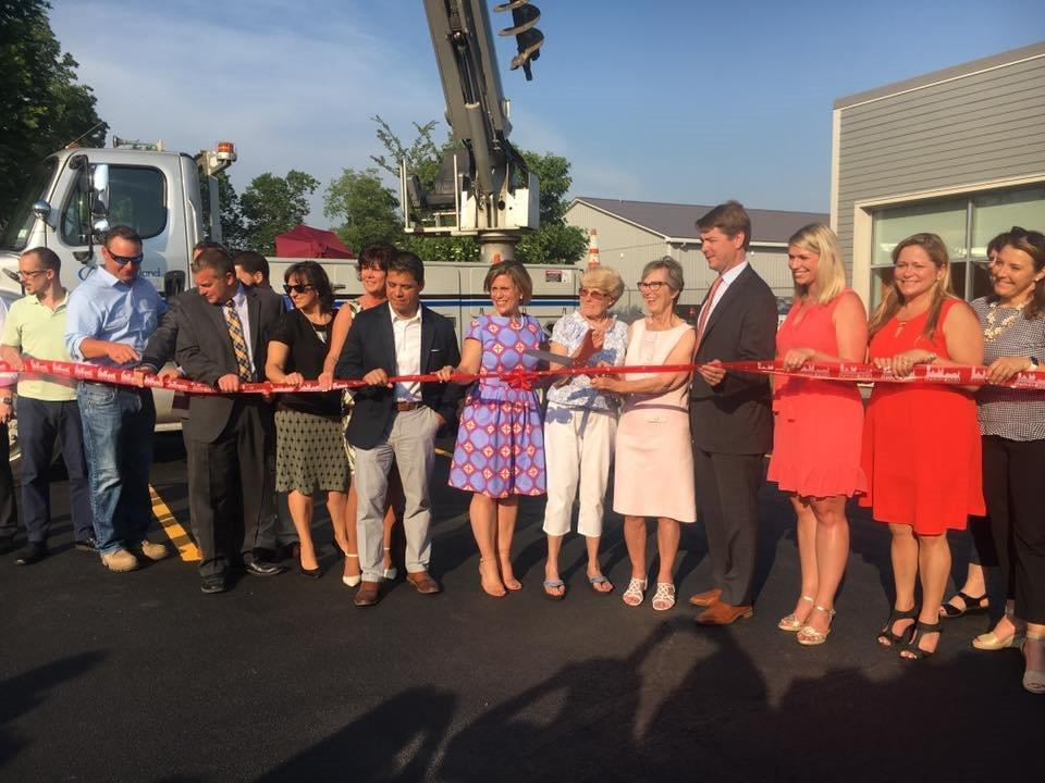 2017 HP Ribbon Cutting