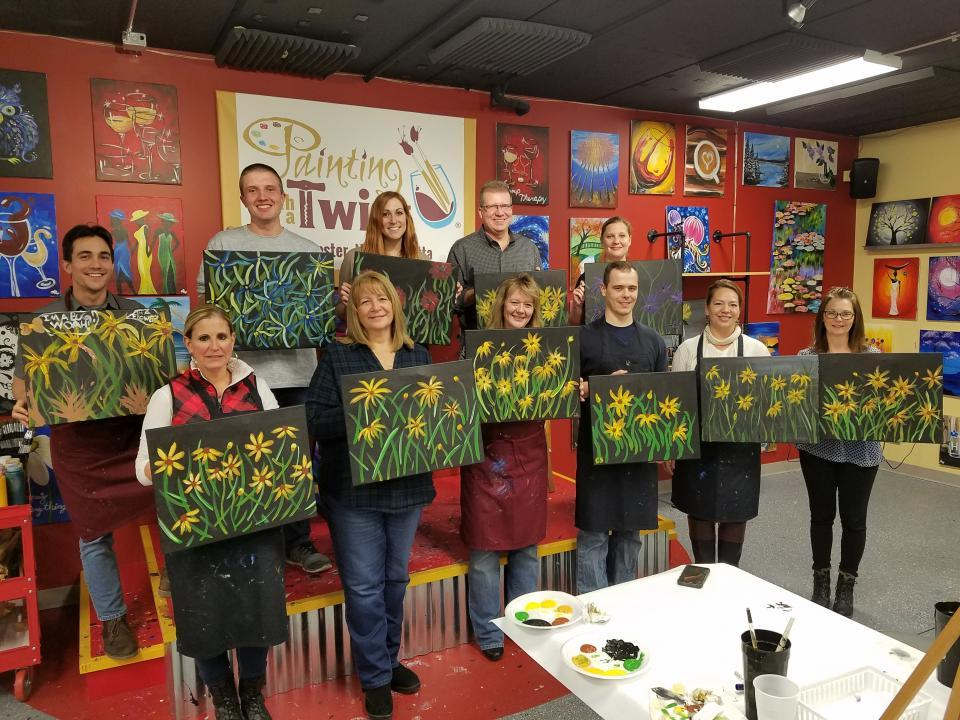 Rochester Paint Nite!