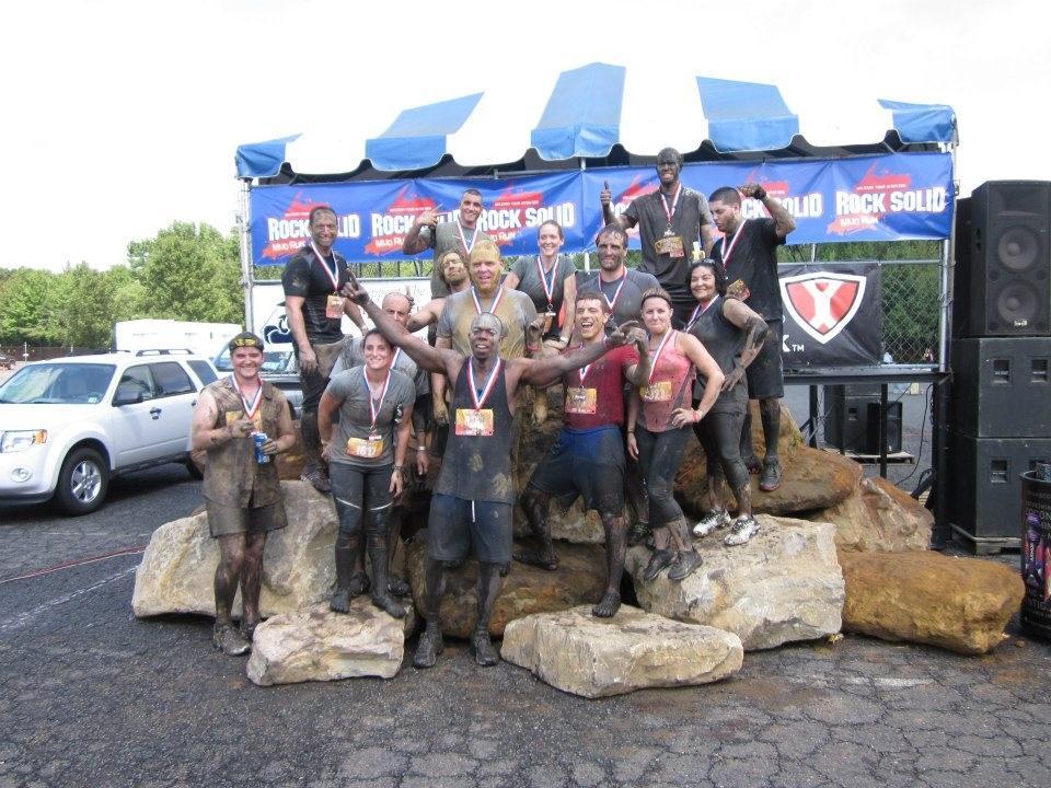 Hillmann Rock Solid Mud Run