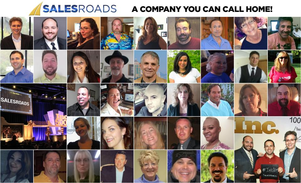 SalesRoads Employee Photo