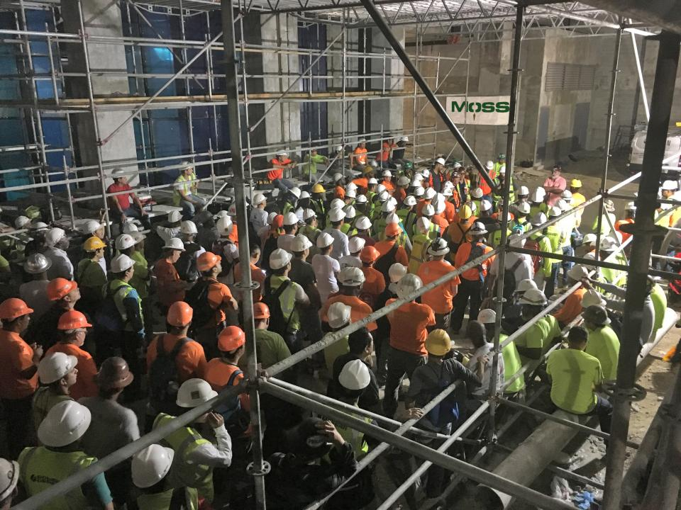 Moss Construction Management Photo