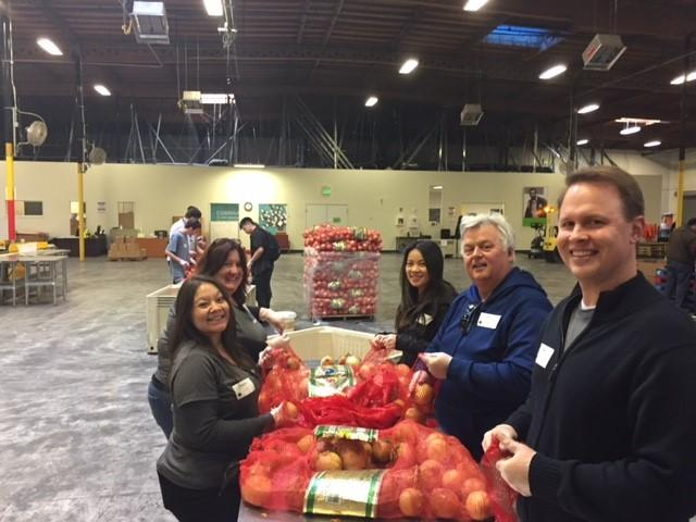Sales and Sales Support at Alameda Food Bank