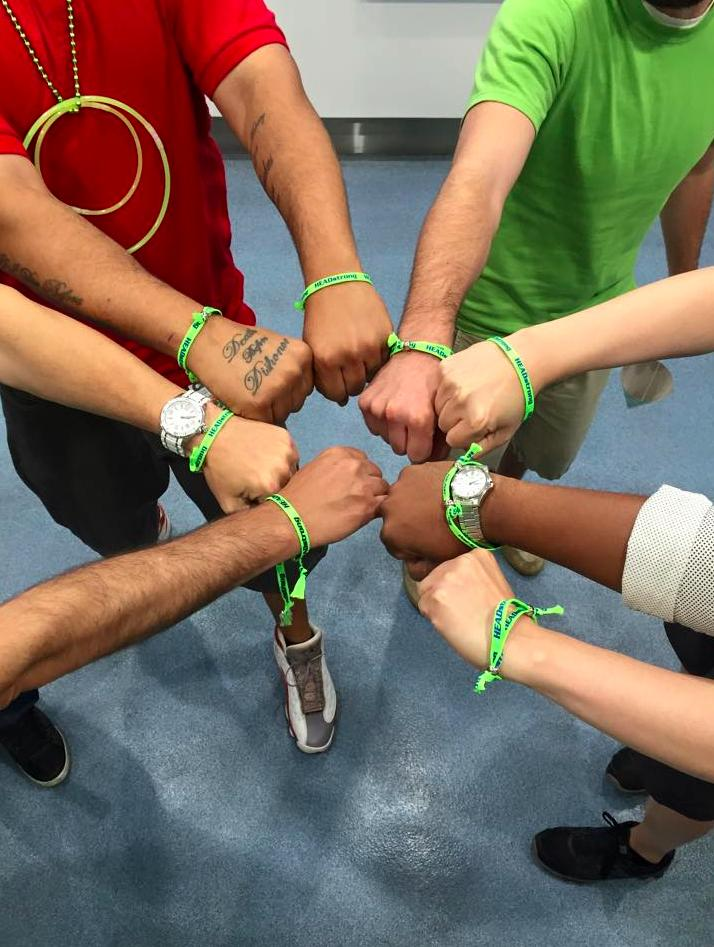 Lime Green Friday-Support for the HEADstrong Foundation