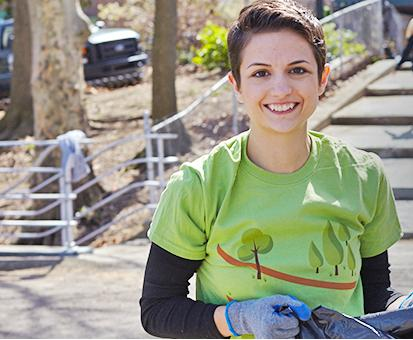 Yext Volunteering with NYCares Organization