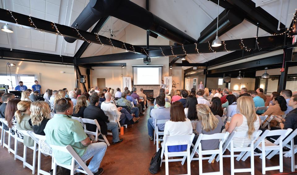 IMPACT's Event: Brewing Marketing & Sales Success