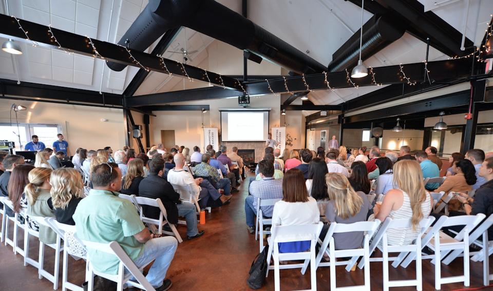 IMPACT's Event: Brewing Marketing & Sales Success