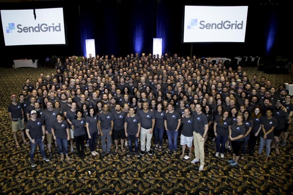 SendGrid Photo