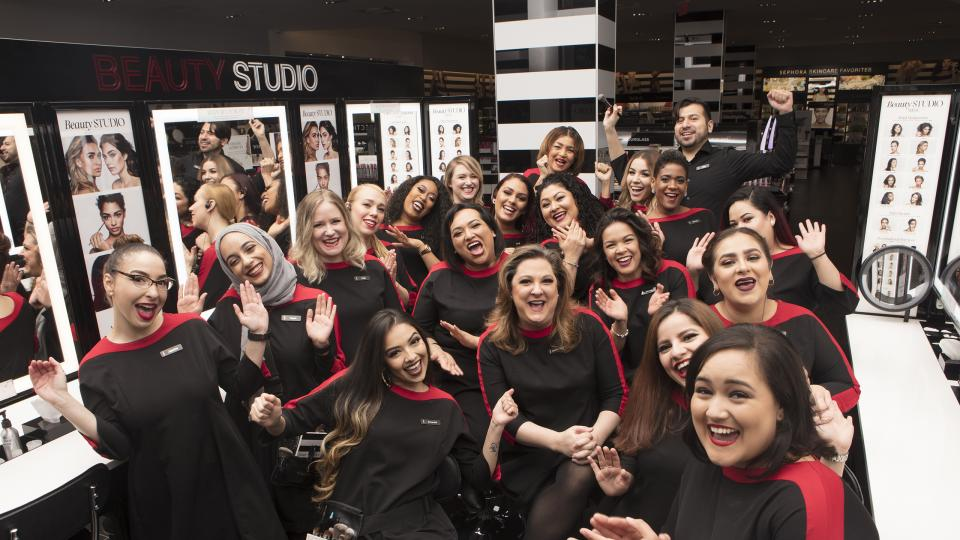 Sephora Us Great Place To Work Reviews