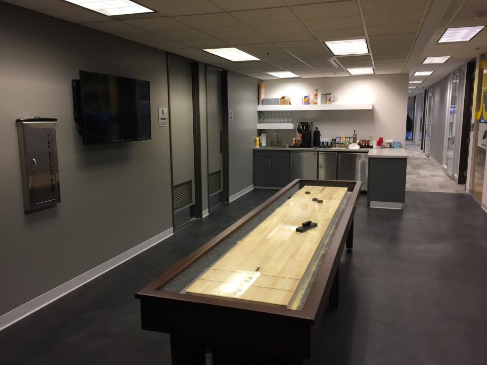 Rec Area - Minneapolis Office
