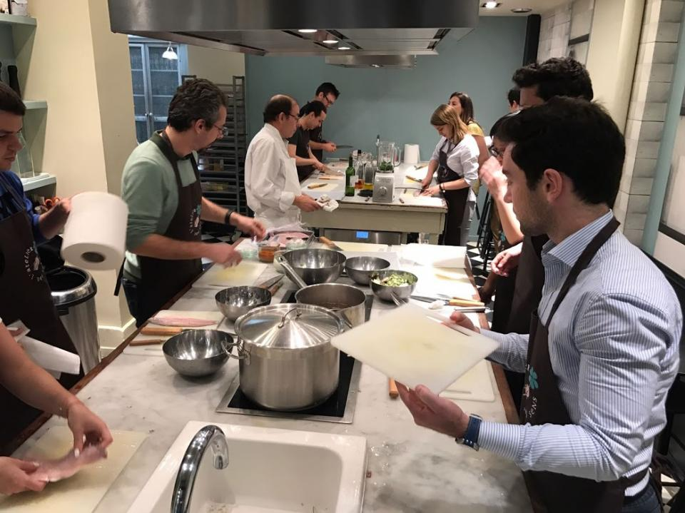 Smarties Cooking, March 2017, On-Boarding Session, Paris