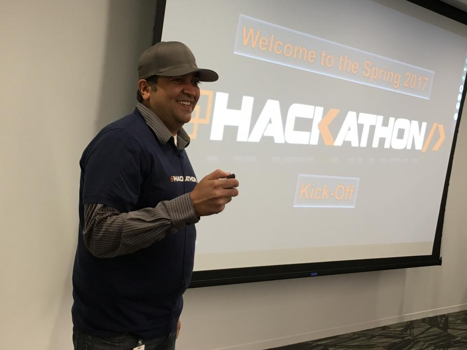 Welcome to the Spring 2017 Hack-a-Thon