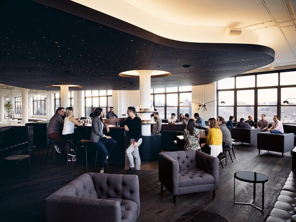 Squarespace Cafe