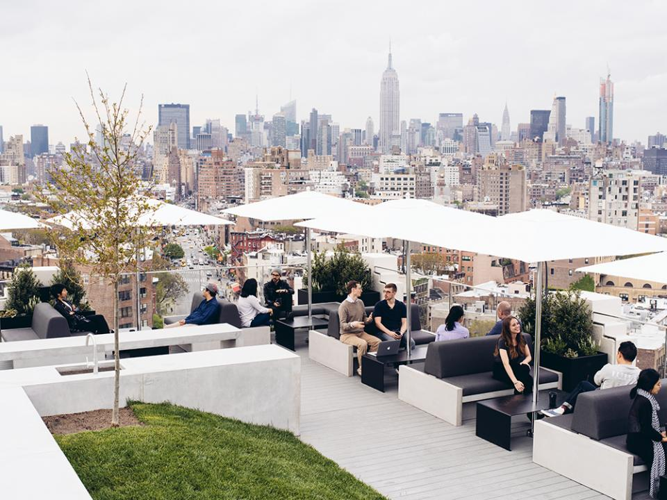 Squarespace Rooftop