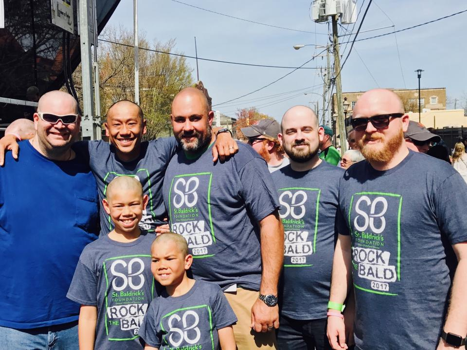 10 Years Shaving our Way to a Cure