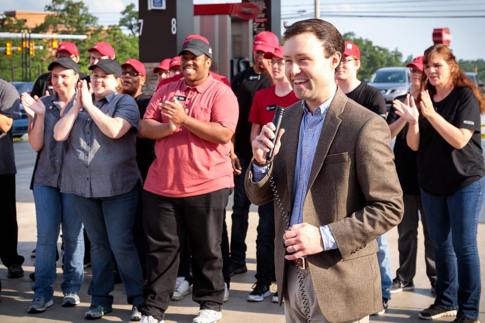 Sheetz New Store Opening Festivities