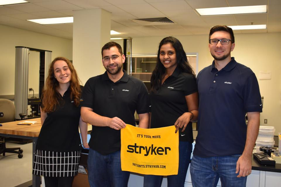 Stryker Corporation Employee Photo