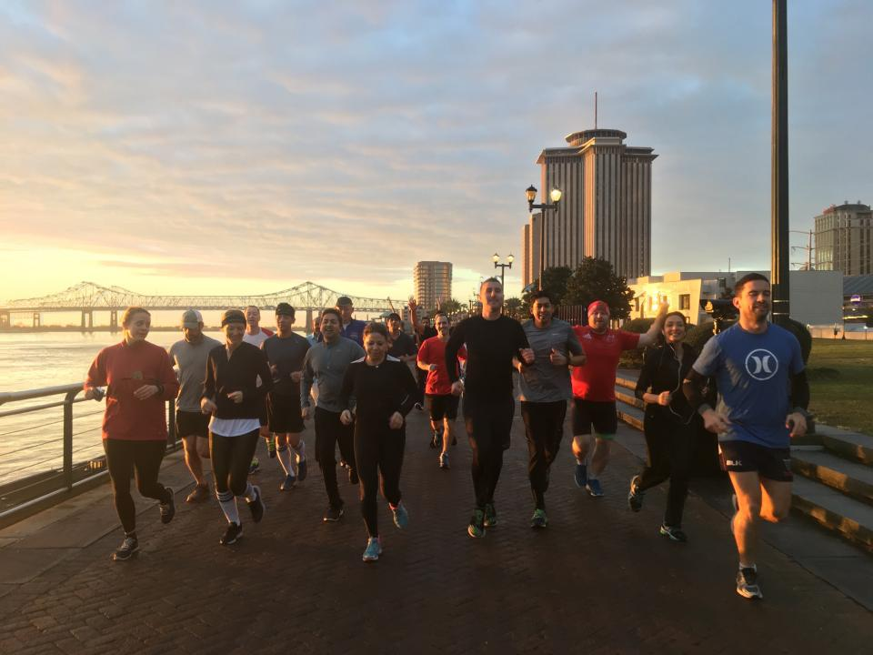 Sunrise Run @ PubMatic's Global Sales Conference