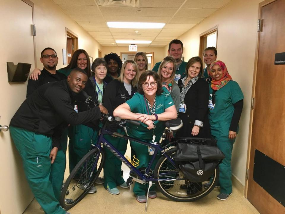 Caring for Our Own with a New Bike