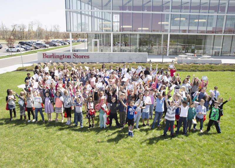 Future Burlington associates enjoy an educational and fun-filled day during our annual Take Your Child to Work Day!