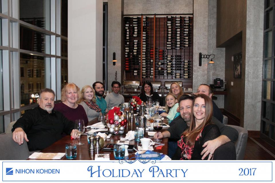 Allentown Team Holiday Dinner