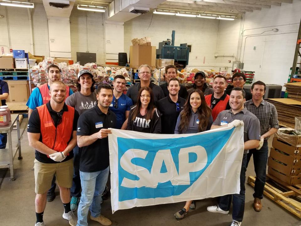 SAP America Inc. Employee Photo