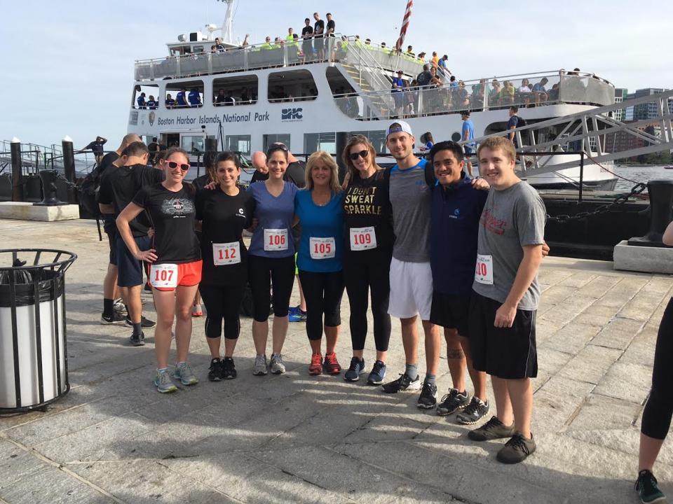 Thompson Island Charity Run