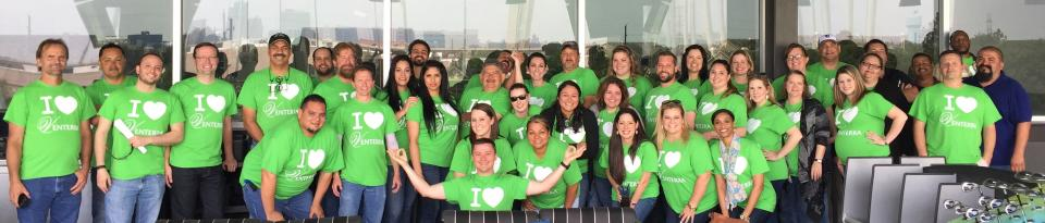 Houston Employee Experience Class at Top Golf