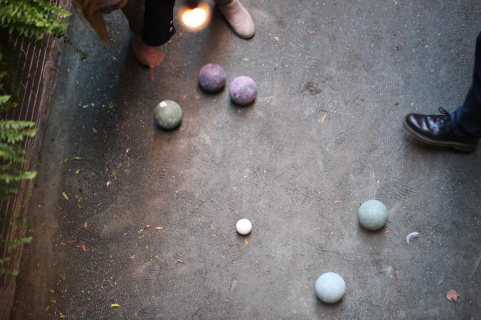 VIA's Bocce League