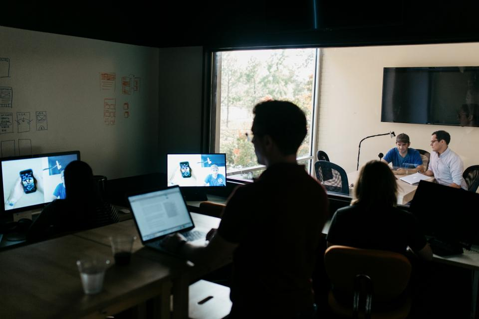WillowTree's Usability Testing Lab