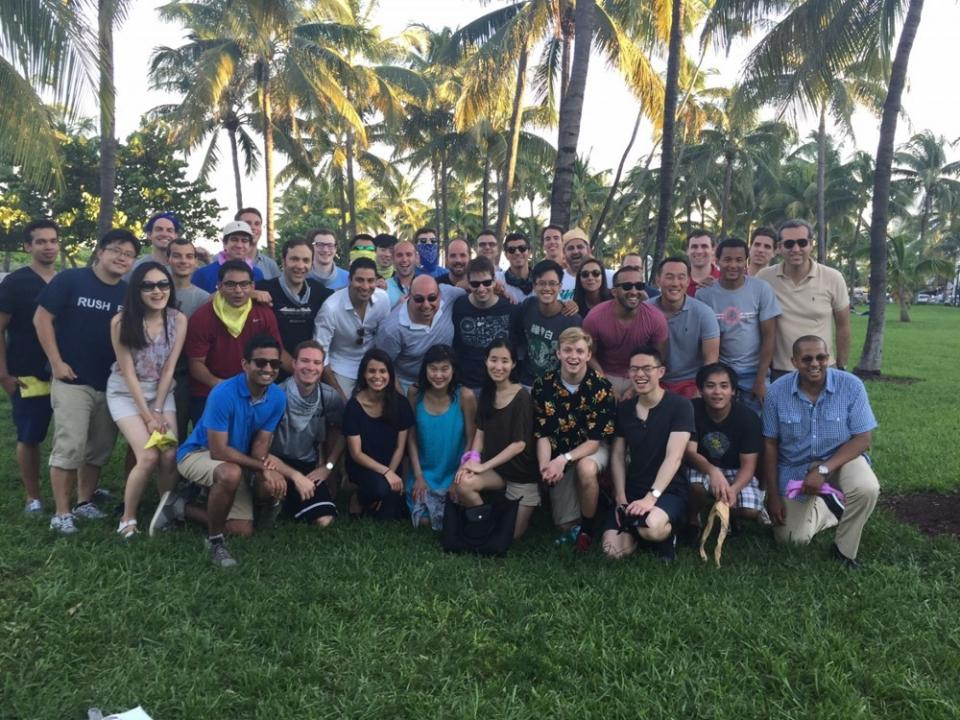 Wavestone Team Building Trip in Miami