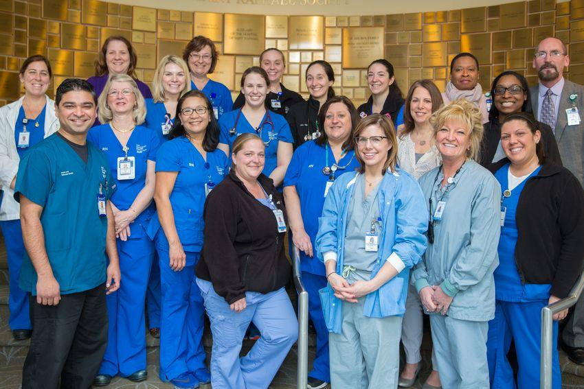 Yale-New Haven Hospital Employee Photo