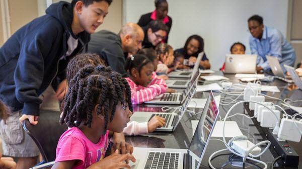 Workday hosted Black Girls Code, helping 50+ girls learn how to code and take steps toward a technology career.