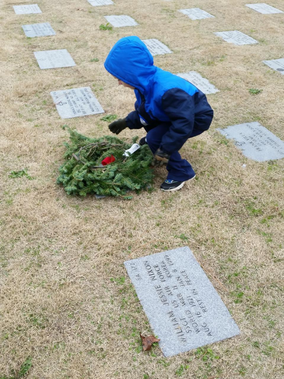 Remebering those fallen