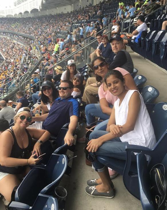 Summer Yankees Game!