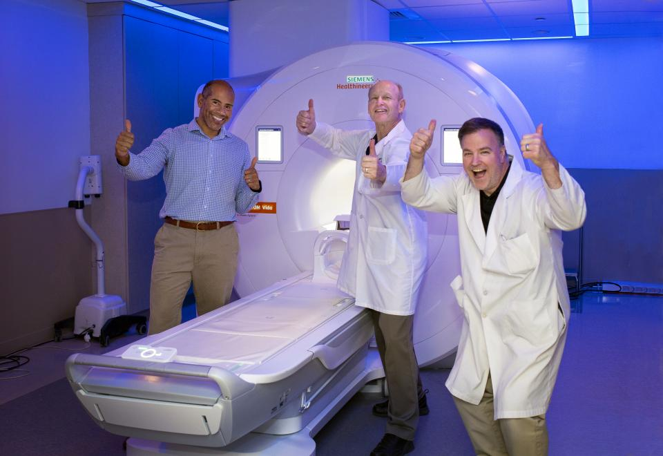 MRI/Radiology, Overlook Medical Center